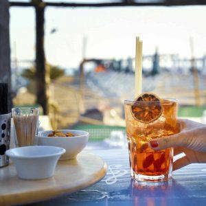 aperitivo sul mare
